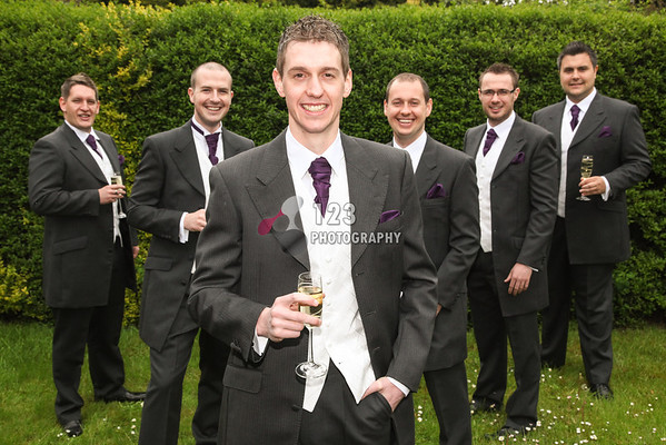 Wedding Photography at Doxford Hall, Northumberland