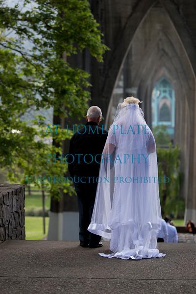 Wedding at the Bridge