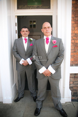 Wedding Photography at Beverley Registry Office and Lairgate Hotel, Beverley