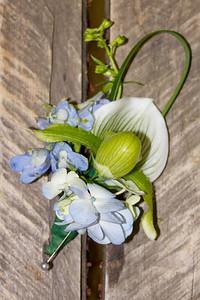 Wedding by Etowah Florist (McCall-Green.)