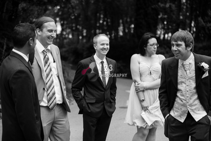 wedding photography Chevin Country Park Hotel, Otley