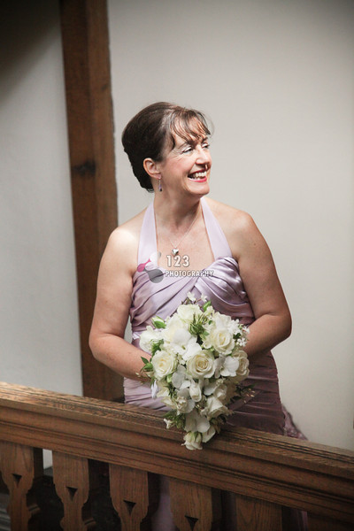 wedding photography at St. Oswald's Church and Gray's Court, York