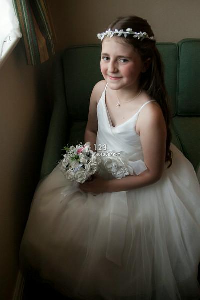 wedding photography St. Mary's Church Middleton Leeds