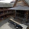 The remade Globe Theatre