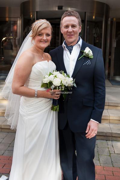 wedding photography at The Marriott Hotel, Leeds