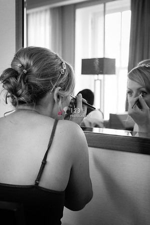 wedding photography at The Marriott Hotel, Leeds