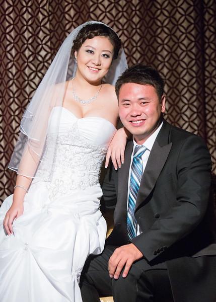 Wedding of Jack & Anna | Pasadena City Hall | Church Wedding | 888 Reception