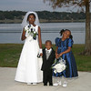 Wedding of Jamara & Arthur, 2003 :