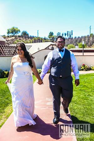 Wedding of Samantha & Mark