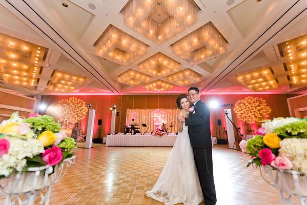 Wedding of Van and Kai