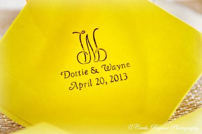 Wedding of Wayne and Dottie