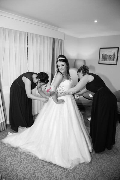 wedding photography Hollins Hall Marriott Hotel, Baildon, Bradford