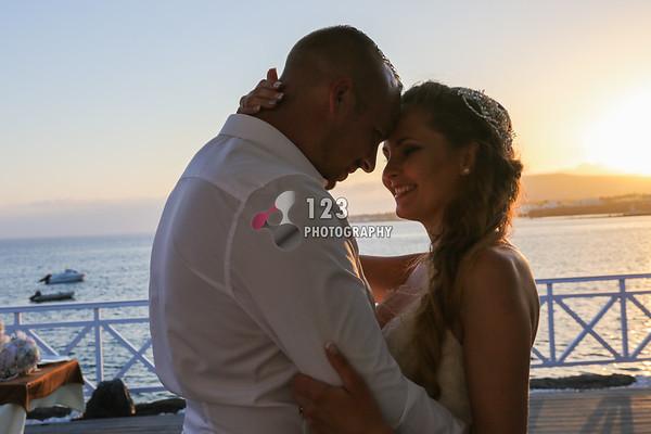 wedding photography Lanzarote, getting married Lanzarote, Rubicon H10, Playa Blanca,