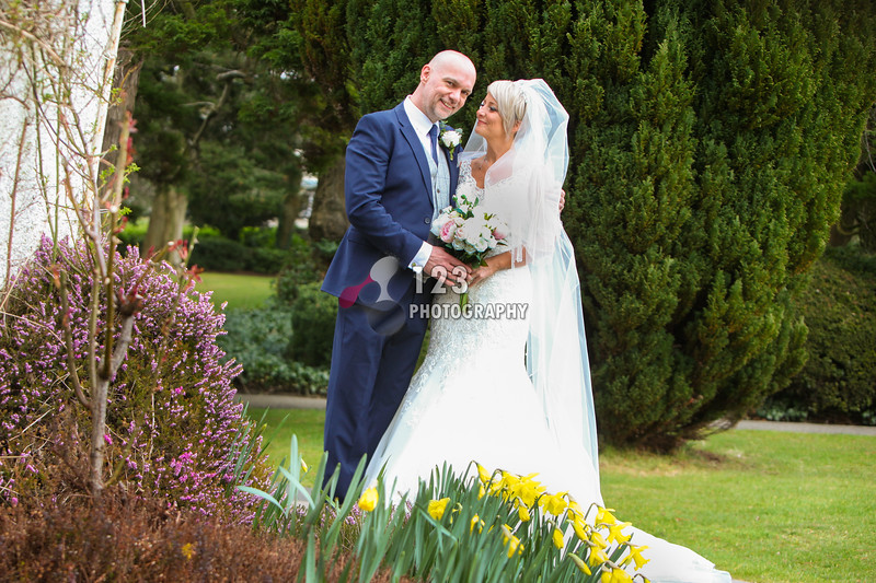 Lisa and Jon's wedding photography Laura Ashley Belsfield Hotel, Windermere