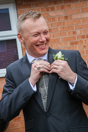 wedding photography Mossborough Hall, Sheffield