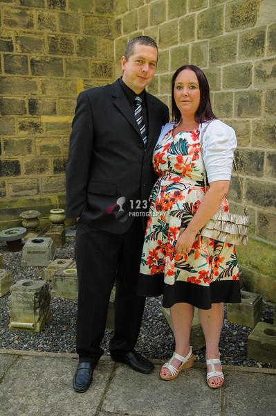 wedding photography St. Thomas Church, Pudsey, Leeds