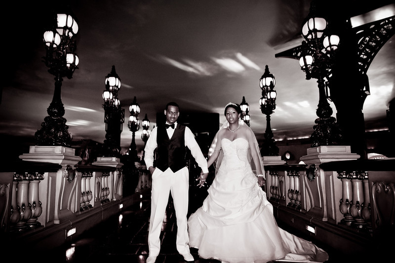 Wedding in Paris Las Vegas
