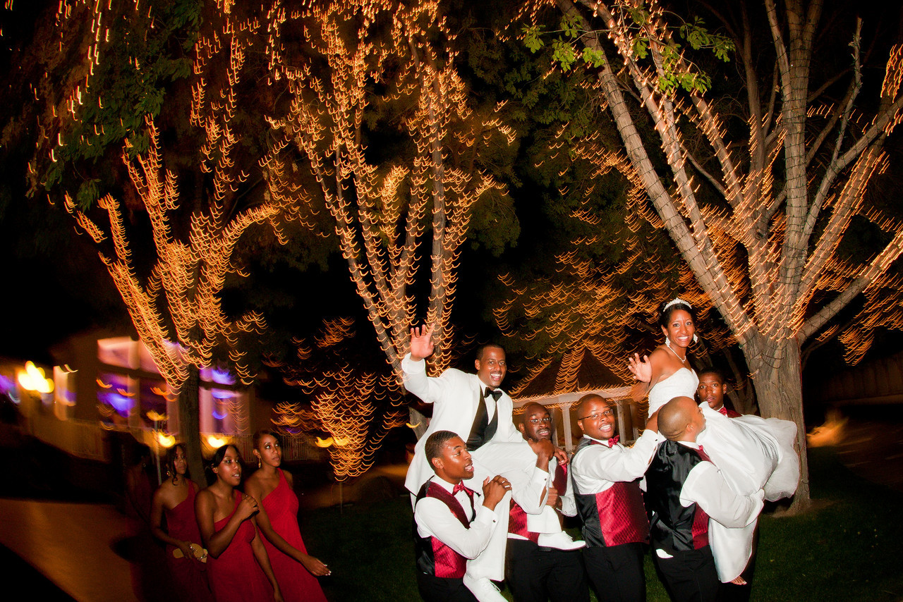 Sunset Gardens Las Vegas wedding