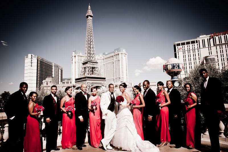 Paris Las Vegas Weddings