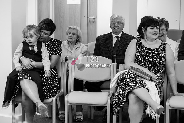 wedding photography Skipton Registry Office