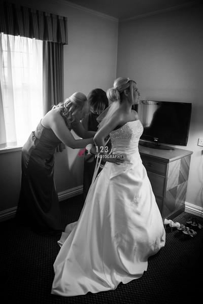 wedding photography at The Holiday Inn, Tong, Bradford