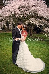 Wedding of Emma & David