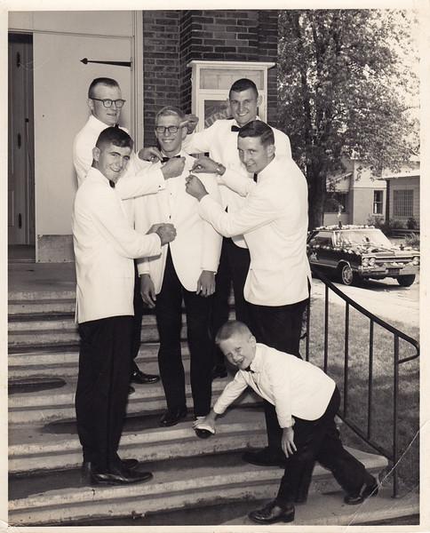 Lloyd Miller, Keith Miller, Larry Miller, Lynn Mayer, John Mayer<br /> Brian Miller