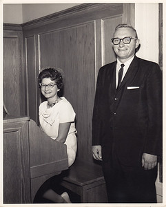 Sharon Miller and Jerry Hollister