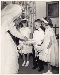 Louise, Bev, Brian & Barb