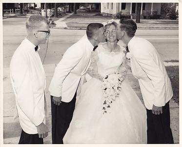 Larry, Lynn, Louise & John