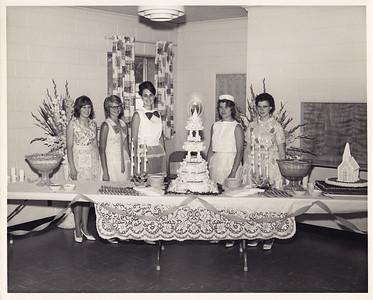 Ann, Patty, Carol & Kathy