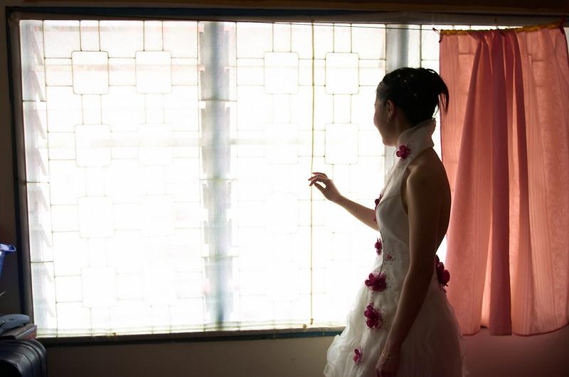 望夫的新娘子?