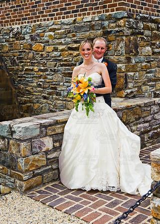Jenna & Brian Aldie United Methodist Church, Aldie Mill, Evergreen Country Club