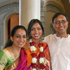 Formal Nichyadartham at the temple, Saturday July 9