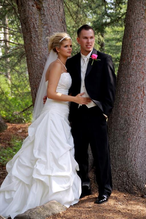 Destination Wedding in Banff