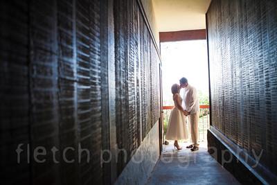 Nina and Andy Wedding - Fletch Photography Photos