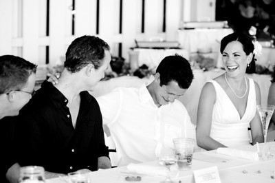 Tricia & Mason celebrate their vows on the beautiful beach of the Sandbar Restaurant on Anna Maria Island. www.GrouperSandwich.com  Photos by Dara Caudill www.IslandPhotography.org  Music by Chuck Caudill www.ChuckCaudill.com  Officiated by Alice Foote www.HeavenlyVows.com  Makeup by Linda Shepard www.AVictorianBride.com