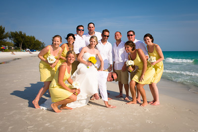 Kelly & Alfonso's bright & beautiful wedding at the Sandbar restaurant on Anna Maria Island.  www.groupersandwich.com  Photos by Dara Caudill www.islandphotography.org  Ukulele & DJ services by Chuck Caudill www.chuckcaudill.com  Flowers by Fudgie www.flowersbyfudgie.com Cake by Ron www.cakesbyron.com Hair & makeup by Acqua Aveda Salon www.acquaaveda.com