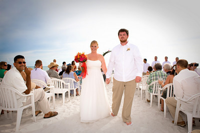 Melanie & Nick's incredible sunset wedding at the Sandbar Restaurant on Anna Maria Island.  www.groupersandwich.com  Photos by Dara Caudill www.islandphotography.org Music by Chuck Caudill www.chuckcaudill.com  Flowers by Silvia's Flower Corner www.annamariaflorist.com Hair & makeup by Body & Sol Day Spa www.annamariadayspa.com