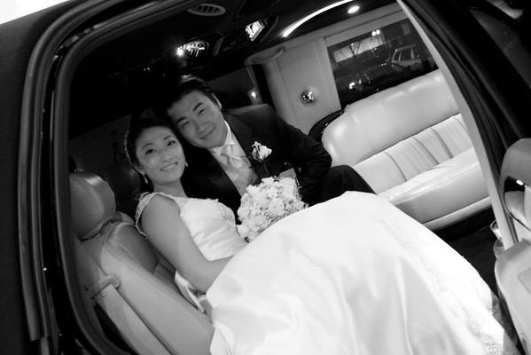 Gina & David Wedding
