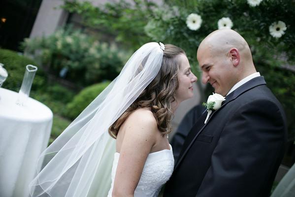 Jennifer & Nathan at Fairlake Hyatt