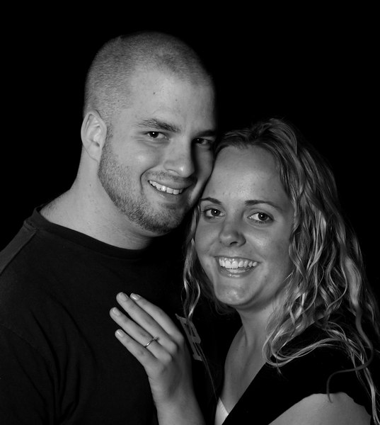 Matt & Laura's Engagement Photo