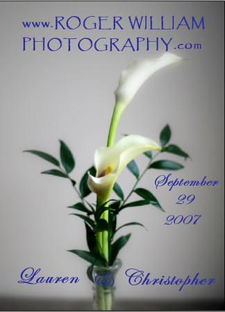 Wedding Card 9-29-07