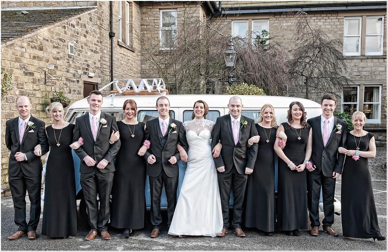 375 - Claire & Daniel Wedding 150213  - 150213