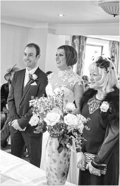 238 - Claire & Daniel Wedding 150213  - 150213