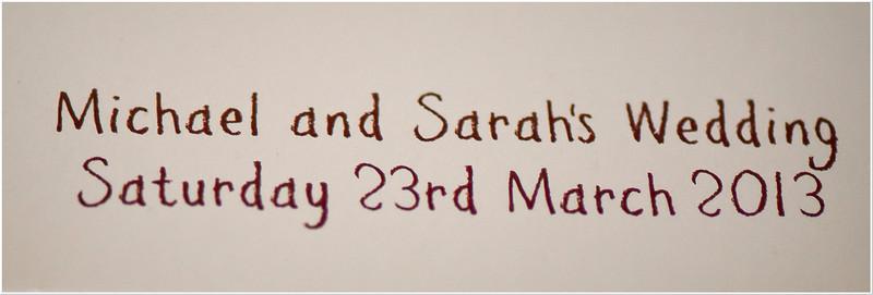 067 - Sarah & Mike 230313 ( Jenna )  - 230313