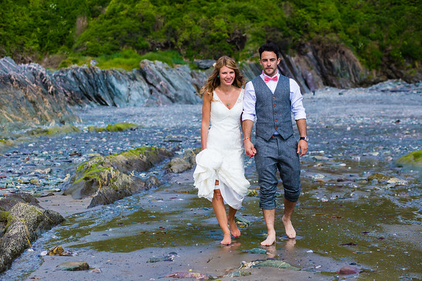Fiona and Scott | Polhawn Fort
