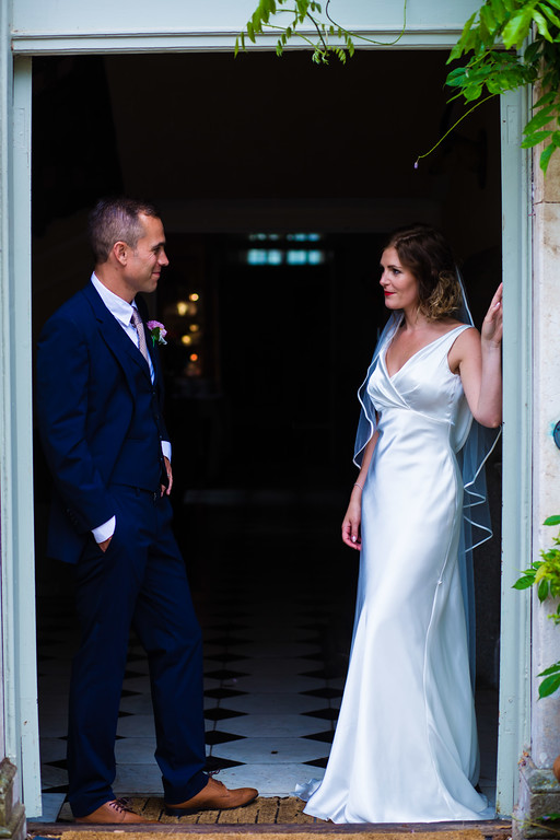 Francis and Nibby | Langdon Court