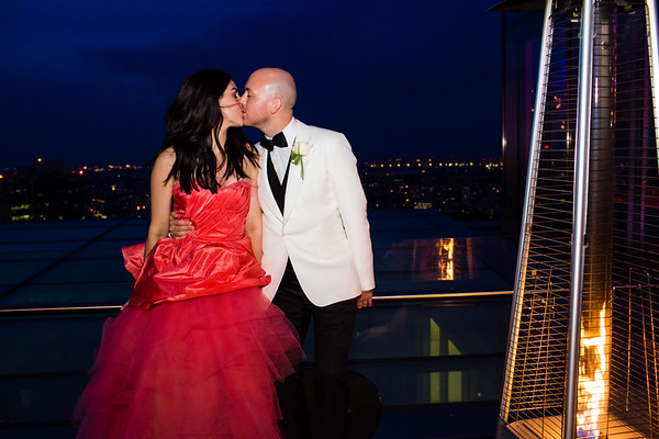 Suzy and Alex | The Heron Tower