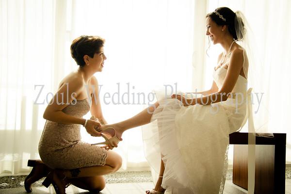 Yolanda & Dahnne - Bride Getting Ready
